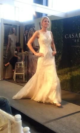 Anna Campbell Casa Blanca 2211: buy this dress for a fraction of the salon price on PreOwnedWeddingDresses.com