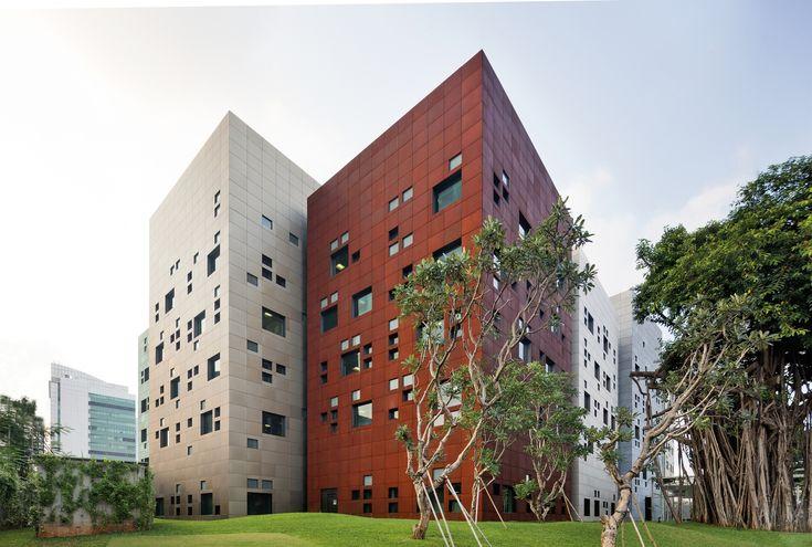 New Australian Embassy Jakarta Building, Architecture