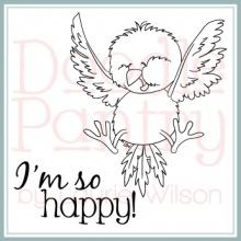 Happy Bird FREEBIE: Svg File