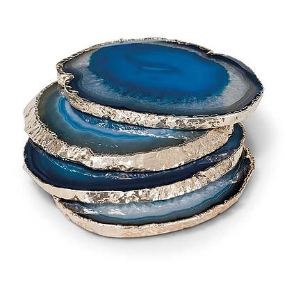 grgfurniture | Portavasos Teal Coaster