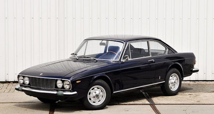 1973 Lancia 2000 Coupé