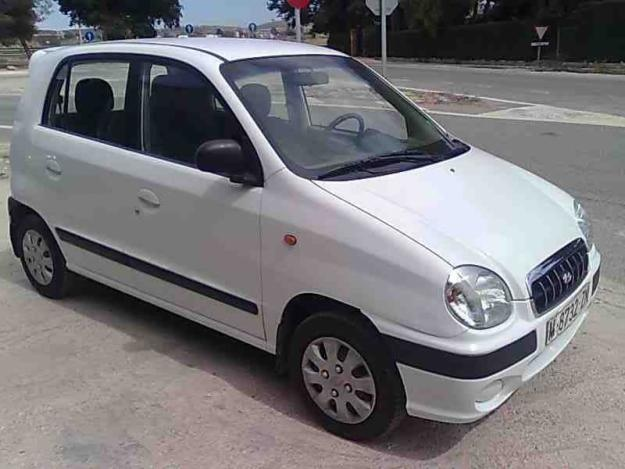 Hyundai Atos Prime GLS