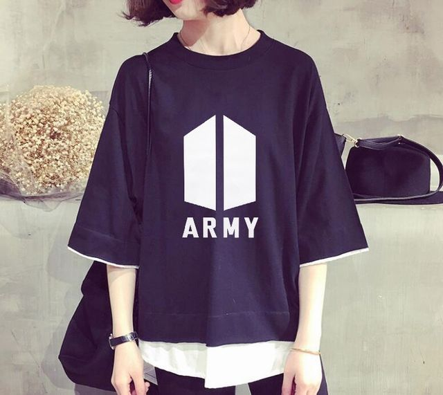 Shop High Quality Kpop Bts Clothing Accessories And Merchandise Products At Affordable Prices Kpop Shop Love Yourself Me Kpop Shirts Bts Clothing Bts Shirt