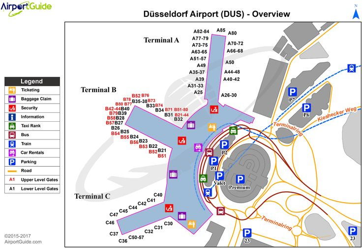 Düsseldorf Düsseldorf International (DUS) Airport