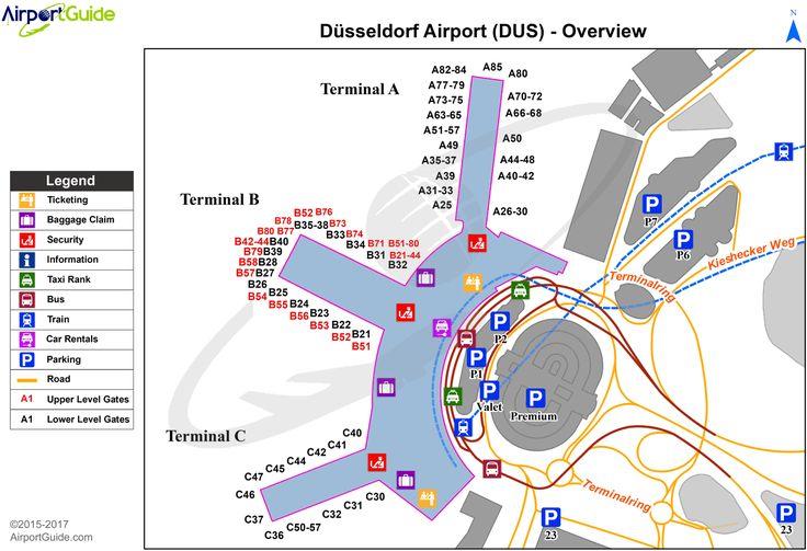 Düsseldorf Düsseldorf International (DUS) Airport