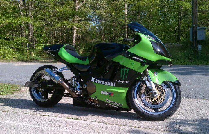 Kawasaki Ninja Zxr Brake Pads