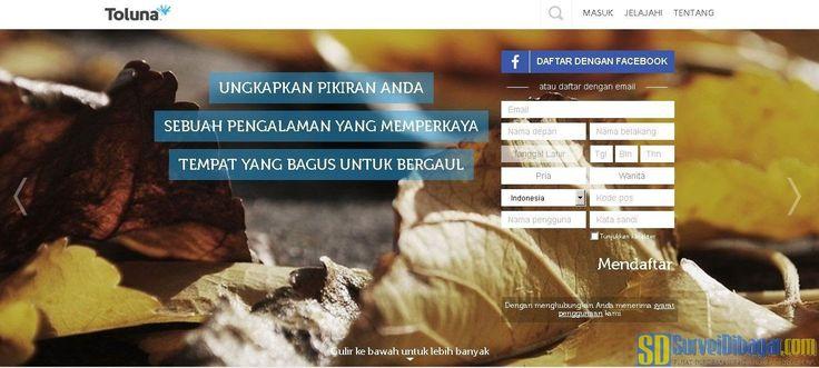 Situs Paid Survey Toluna | SurveiDibayar.com