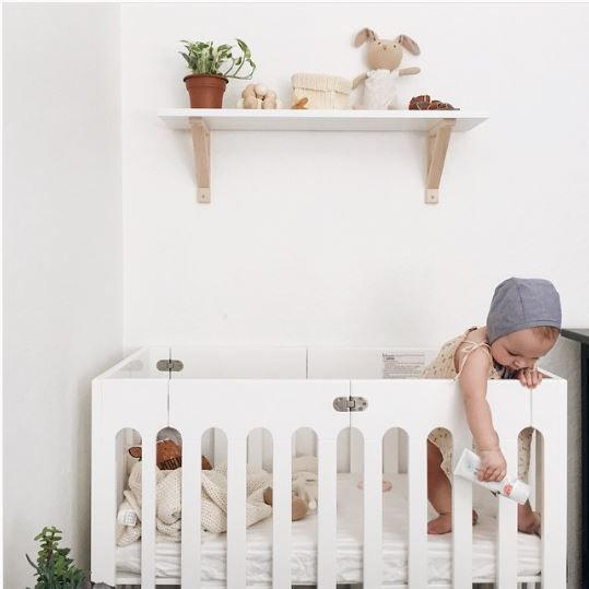 Best 25 Mini Crib Ideas On Pinterest Baby Girl Bedding
