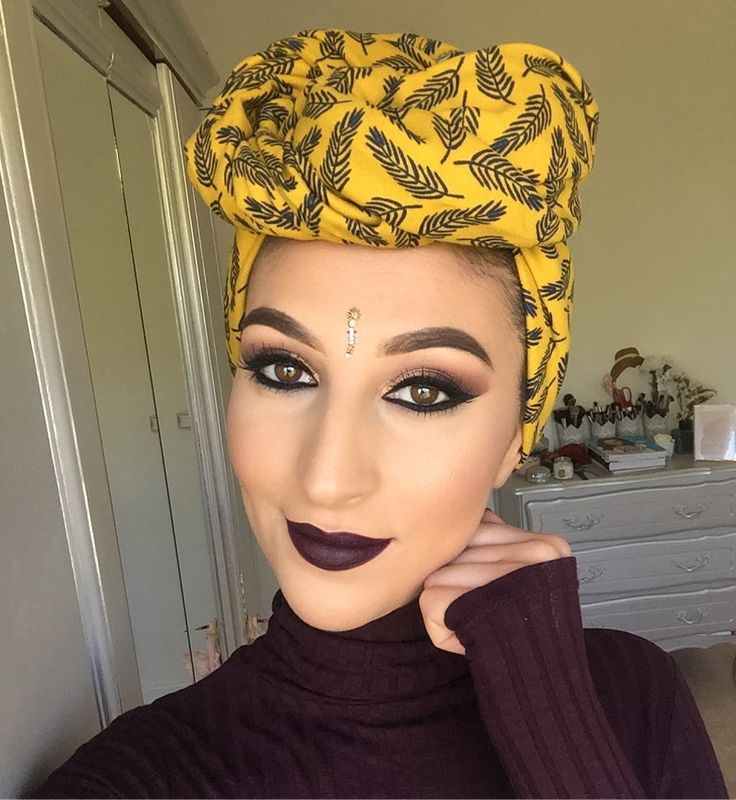 20 Beautiful Head Wrap Styles You'll Love!!   – Wrapped Hair