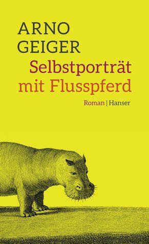 Selbstporträt mit Flusspferd