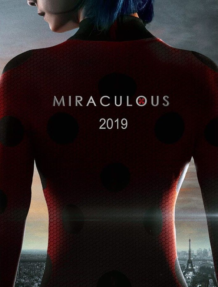 Live Action Movie?! Coming in 2019! Ladybug ommmggg