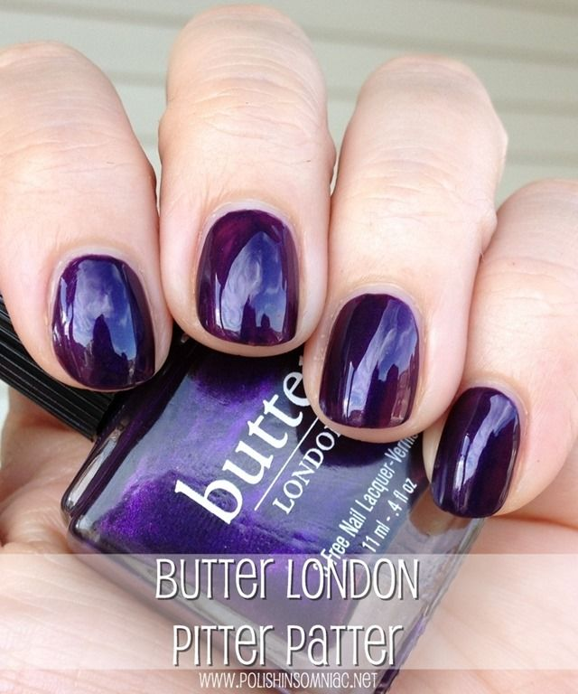 93 best butter LONDON images on Pinterest | Nail polish, Belle nails ...