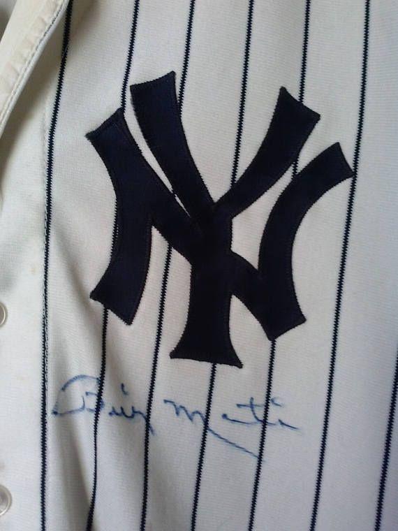 NY Yankees Billy Martin & Graig Nettles Hand Signed NY Yankee