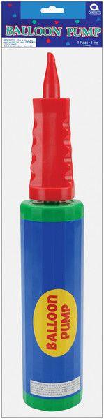 Plastic Balloon Pump