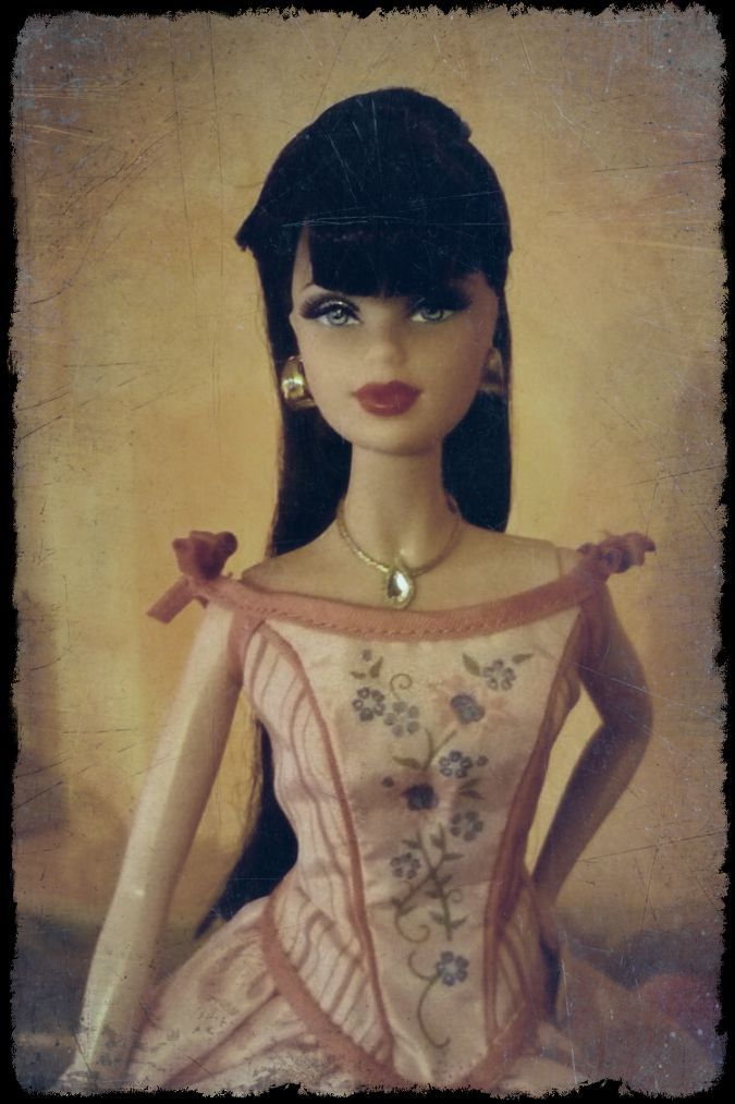 Lilith as Grand Entrance Barbie