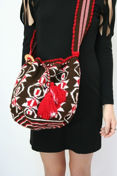 wayuu handwoven bag