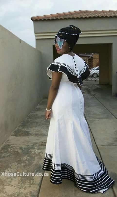 Xhosa attires