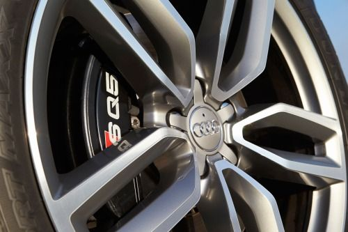 2017 Audi SQ5 - safety