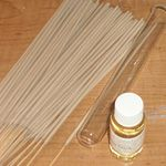 Household Use: how to Make Incense Sticks - Small Batch