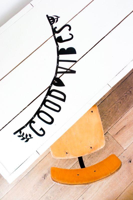 Letter Banner #letterbanner #wordbanner #alittlelovelycompany #room26 www.room26.nl