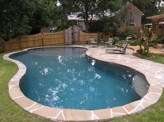 20 best pool features accents images on pinterest memphis pools and swiming pool Natural swimming pool builders