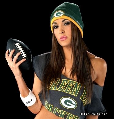 Brie Bella Bella Bowl III WWE Photo Shoot