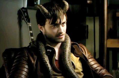 Horns - Daniel Radcliffe
