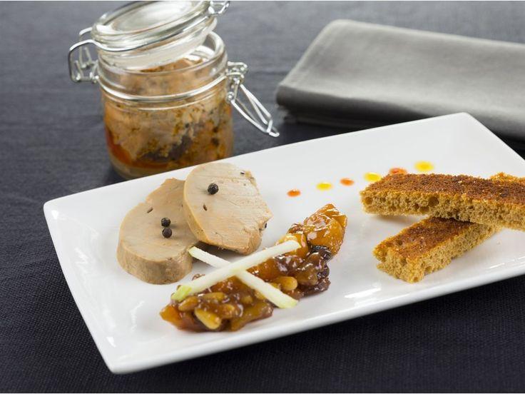 """Le foie de lotte, préparé par la Conserverie Artisanale de l'Île de Groix est aussi appelé """"Foie gras de la mer""""."""