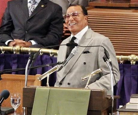 Farrakhan Announces Millions For Justice Rally in October for Million Man March 20th Anniversary