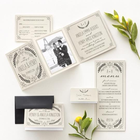 Find Your Wedding Style With Paper Divas