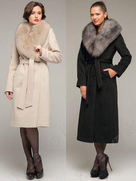 Женские зимние пальто, фото