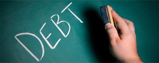 How to take charge of your debt - via MrsJanuary.com