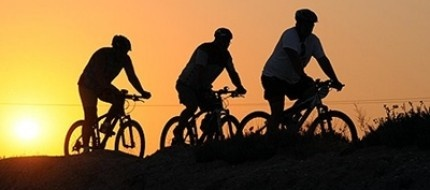 İzmir Kuş Cenneti'ne bisikletle seyahat