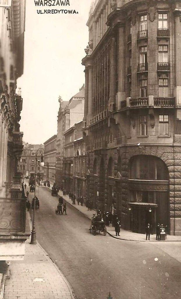 Pre-war Warsaw! (Pre-war images only, 5 image limit per post) - Page 7 - SkyscraperCity