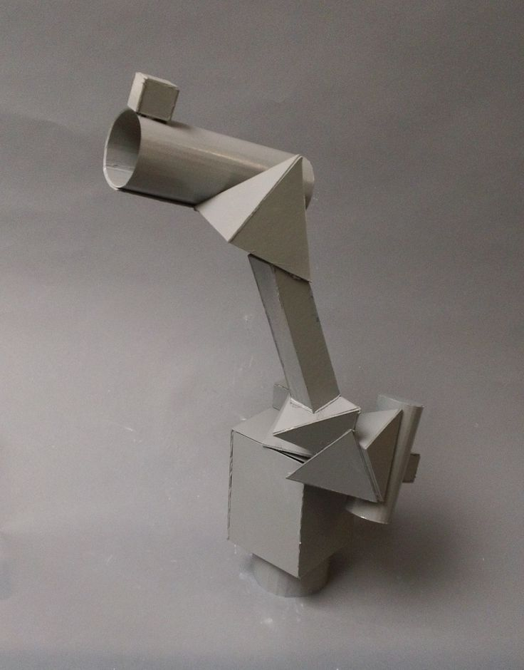 bj paper tower for class project geometric matte board tower pinterest class projects towers and projects