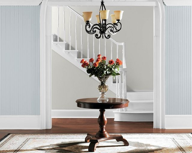 Paint Color Oyster Bay Made Using The Sherwin Williams Visualizer