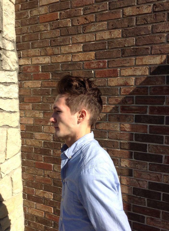 Men's pompadour hair styles