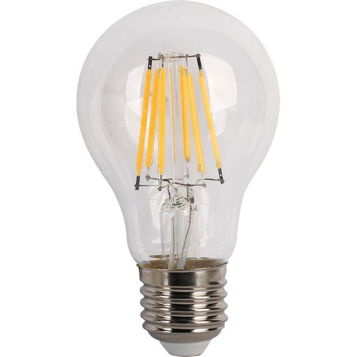 Dedeman Bec LED cu filament Hoff 6W E27 WW - Dedicat planurilor tale