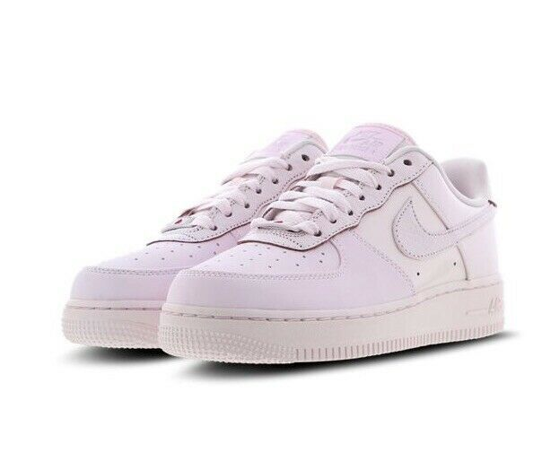 028fcff1c022b Nike Air Force 1 '07 - Pale Pink & Red / Love Heart - Women's 4-7 ...