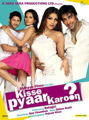 Kisse Pyaar Karoon (2009) Hindi Movie Online in SD - Einthusan Arshad Warsi , Aashish Chaudhary ,Yash Tonk ,Udita Goswami ,Aarti Chhabria Directed by Ajay Chandhok Music byDaboo Malik 2009 [UA] ENGLISH SUBTITLE