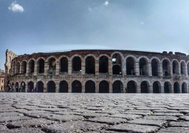 By by from Verona Italy