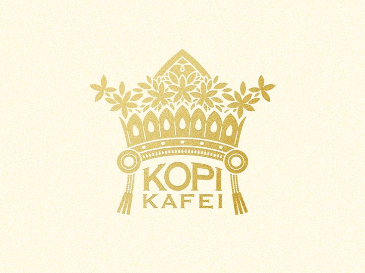 Kafei Logo Design Process by Indra Permana