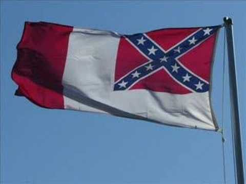 The National Anthem Of The Confederate States Of America, Dixie.