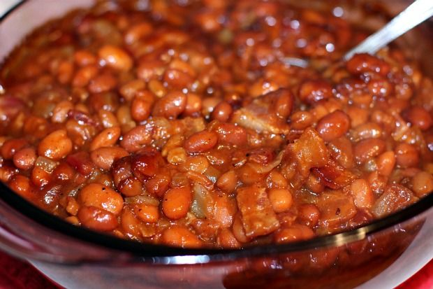 "The best ""Baked Beans"" I've ever tasted."