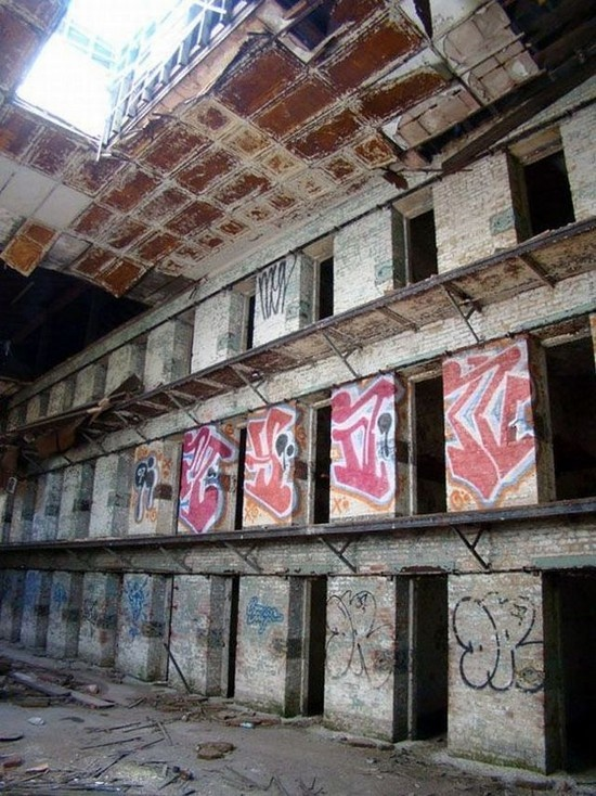 172 Best Abandoned Jails Amp Prison S Images On Pinterest