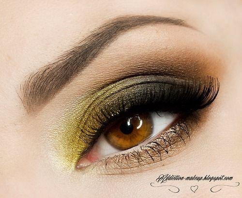 makeupbeauty: Makeup Geek, Makeup Inspiration, Eye Shadows, Brown Eye, Two Makeupnail, Hazel Eye, Makeup Eyeshadows, Ideas Galleries, Sweet Dreams