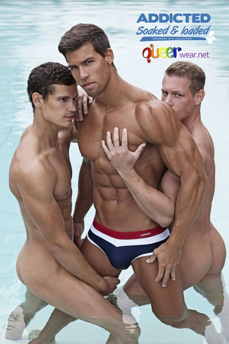 ADDICTED Soaked & Loaded with BelAmi : Jean-Daniel chagall, Kris Evans, Brian Jovovich