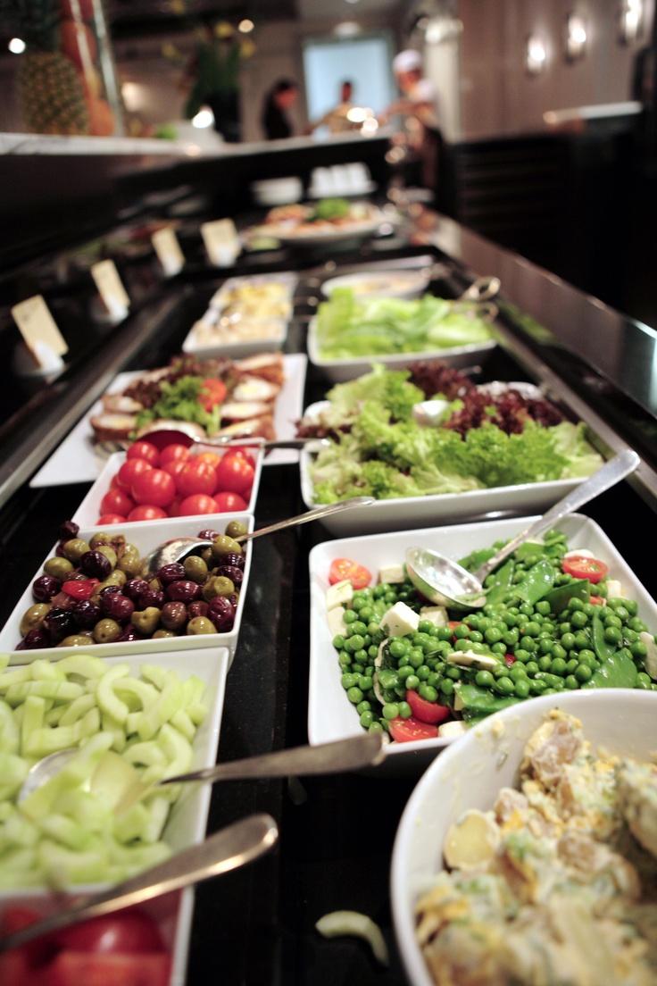 11 best soup salad buffet images on pinterest salad. Black Bedroom Furniture Sets. Home Design Ideas