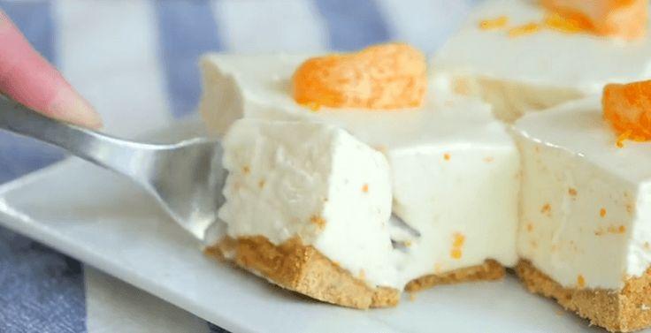 Καταπληκτική Συνταγή για ΤΕΛΕΙΟ ανοιξιάτικο Γλυκό με Μπισκότα και Πορτοκάλι, που ΔΕΝ χρειάζεται καν Ψήσιμο! - papatrexas.gr