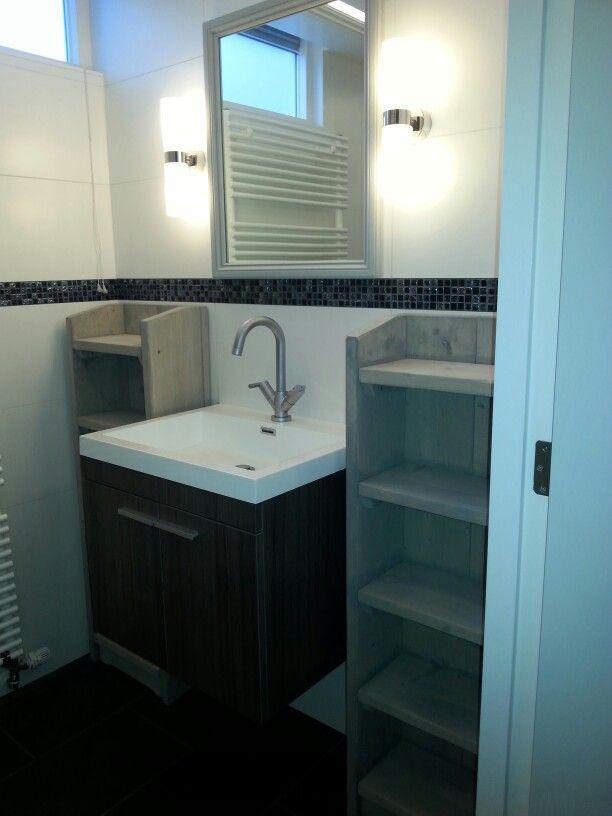 bathroom home made by Jan Uitendaal Design